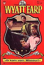 Image result for Wyatt Earp (Romane) 1. Er kam vom Missouri**