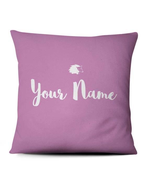 hedgehog heaven kids custom pillow
