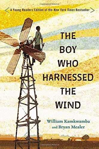 the boy who harnessed the wind, YR edition