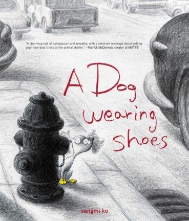 ADogWearingShoescvr