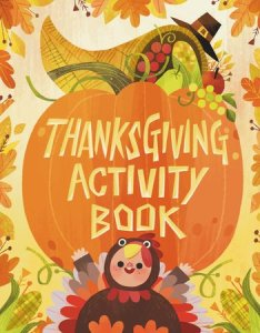 ThanksgivingActivityBook