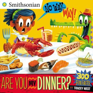 No Way_Way Are You My Dinner book cover