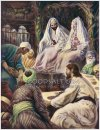 Marriage At Cana - Perkawinan Kana, Gereja Kana Ziarah Tempat Mukjizat Pertama Kali Yesus Di Israel