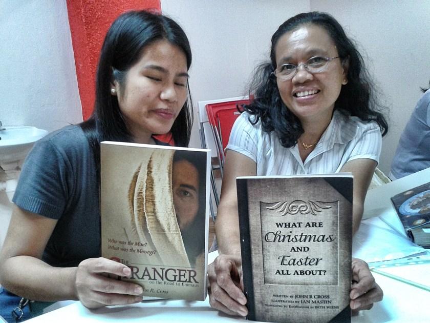 Ladies from the Filipino study