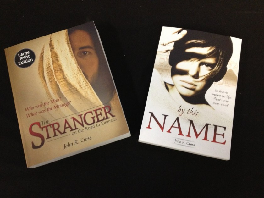 """The Stranger on the Road to Emmaus"" and ""By This Name"""
