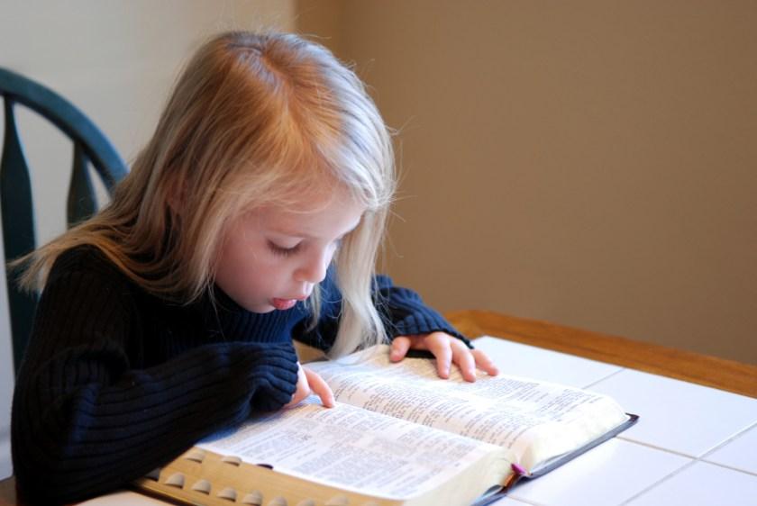 Teach kids the Gospel