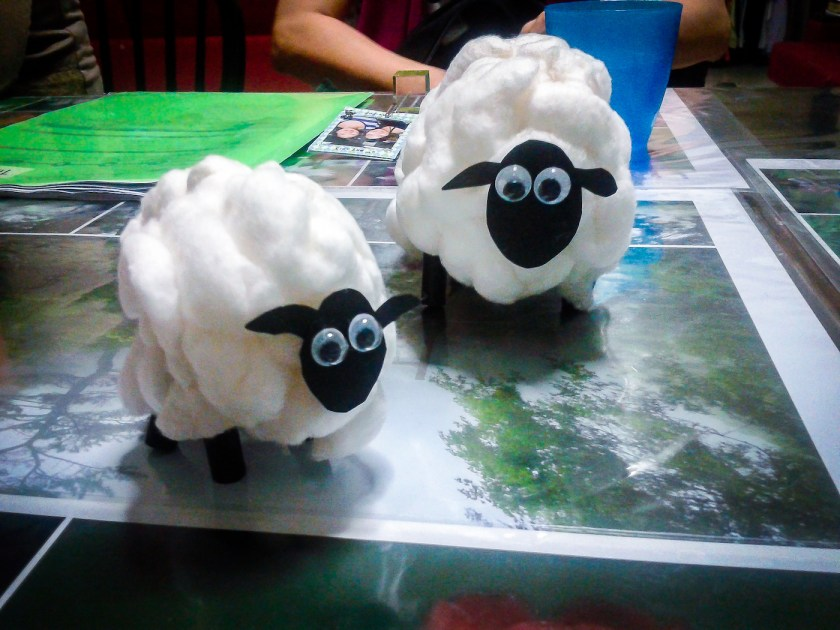 Easy Lamb Craft
