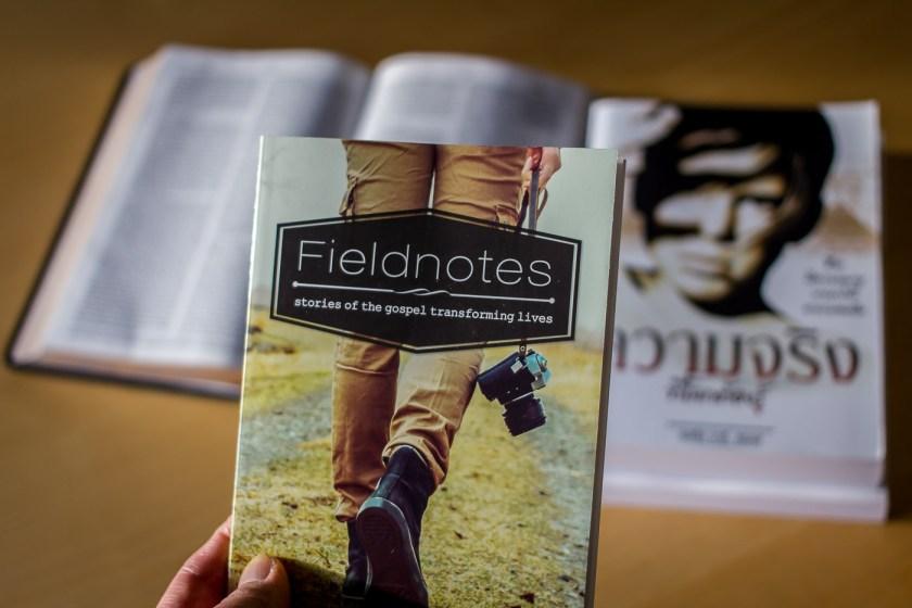 Reading Fieldnotes