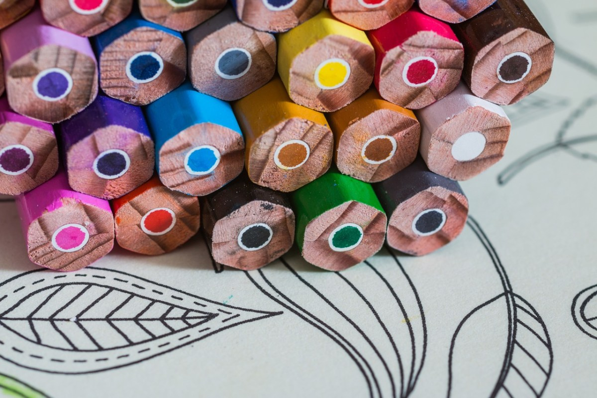 15 Fun And Interesting Coloring Pages For (Almost) Every Mood