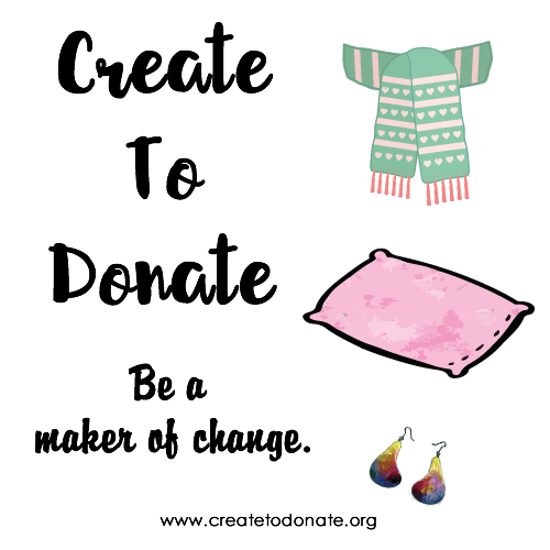 Create To Donate
