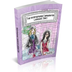 The International Fashionista's Lookbook Diary cover