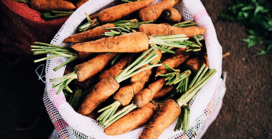 How to pickle carrots