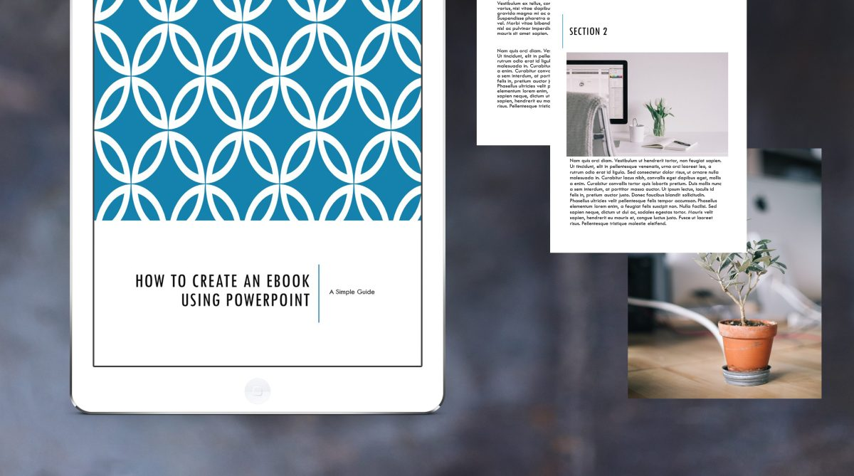 How To Create An Awesome Ebook Using Powerpoint {Part 5}