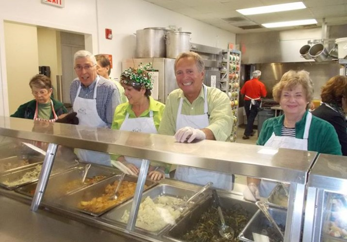 Feeding the Hungry  The mission of Good Shepherd Center