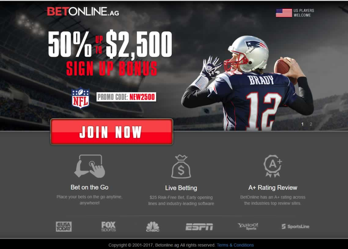 Is Betonline Legit My BetOnline Review for NFL 2017
