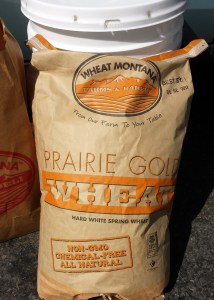 Montana wheat bag
