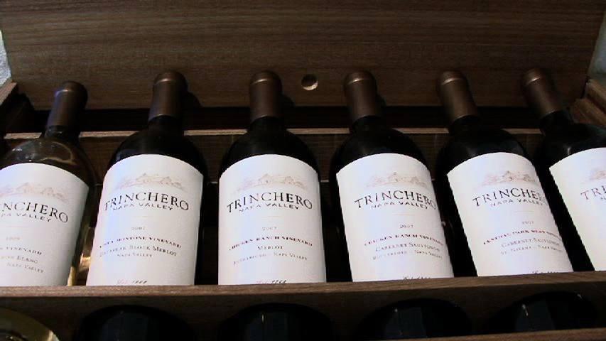 Trinchero Vineyards  Goodtaste with Tanji