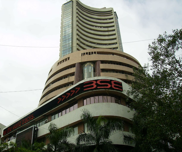 Stock market boomed, Sensex gained 414 points