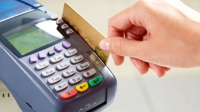 Get Tax Exemption for Using Debit or Credit Card