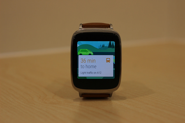 Google Play cuts down price of Asus Zenwatch