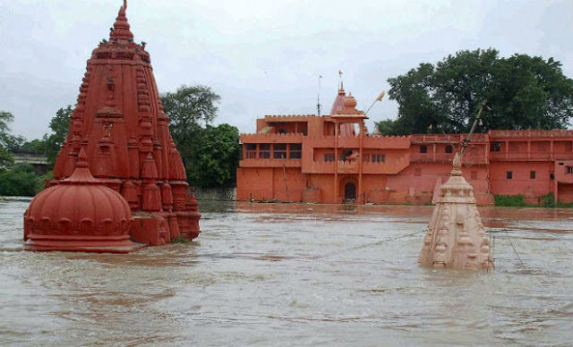 Heavy rainfall leads to chaos in western MP
