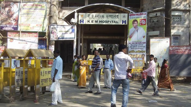 Kem Hospital Doctor Slapped By Patient; Doctors Held Protest