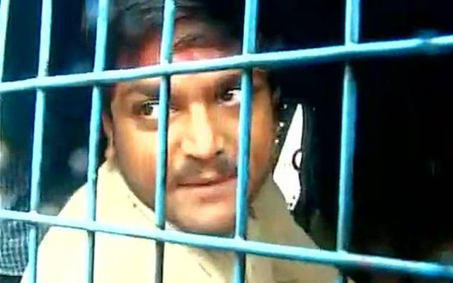 Political Activist Hardik Patel Gets Bail;Gujarat Cut Off From Internet