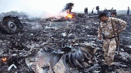 Dutch Safety Board to Release its Report on MH 17 Crash