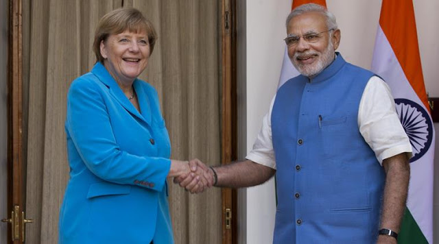 India-Germany Work towards Better Economic Ties