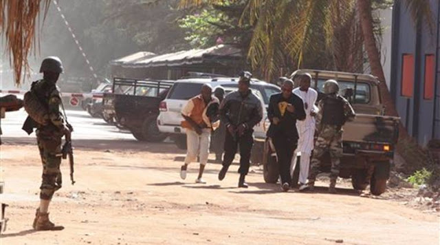 #MALIATTACK: 80 PEOPLE FREED FROM THE 170 HOSTAGES TAKEN IN MALI
