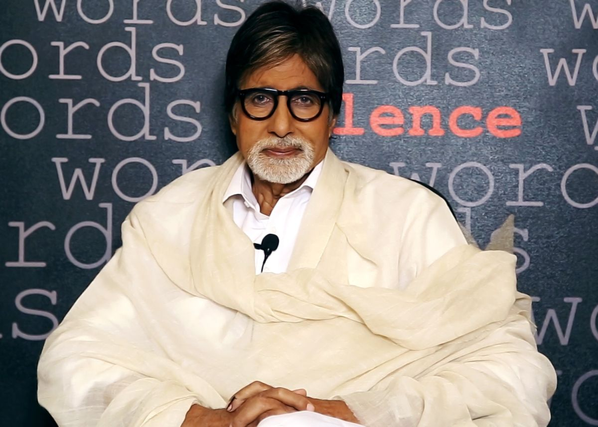 Case Filed Against Amitabh Bachchan