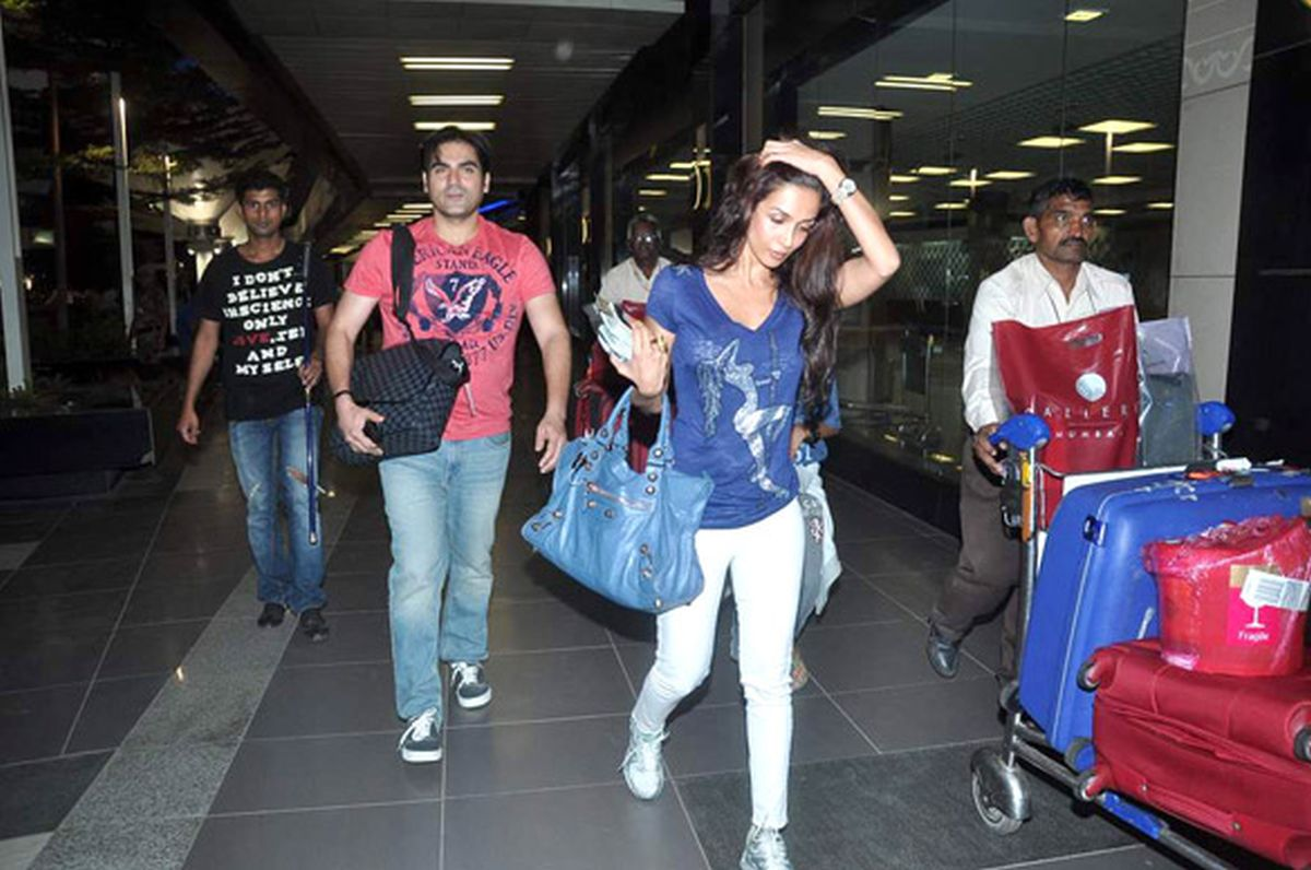 Malaika Arora And Arbaaz Khan Ended Their Marriage Officially