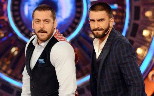 Salman Khan Versus Ranveer Singh in Dhoom 4?