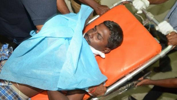 Swathi Murder Case:Suspect held in Tirunelveli, Tried To End Life To Evade Arrest