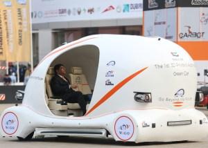 DigiRobotics Launches UAE's First 3D-Printed Car at GITEX