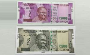 New 1000 Rupee Note to Come Soon, Rs 500 yet to be seen