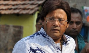 MP Tapas Paul is arrested by CBI for Rose Valley chit fund Scam