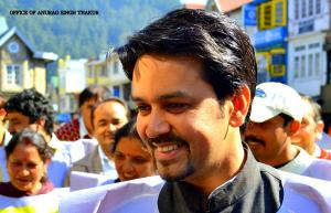 Supreme Court removes Anurag Thakur as president from BCCI