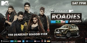 Deadliest season of Roadies Rising is all set to stun you this Saturday