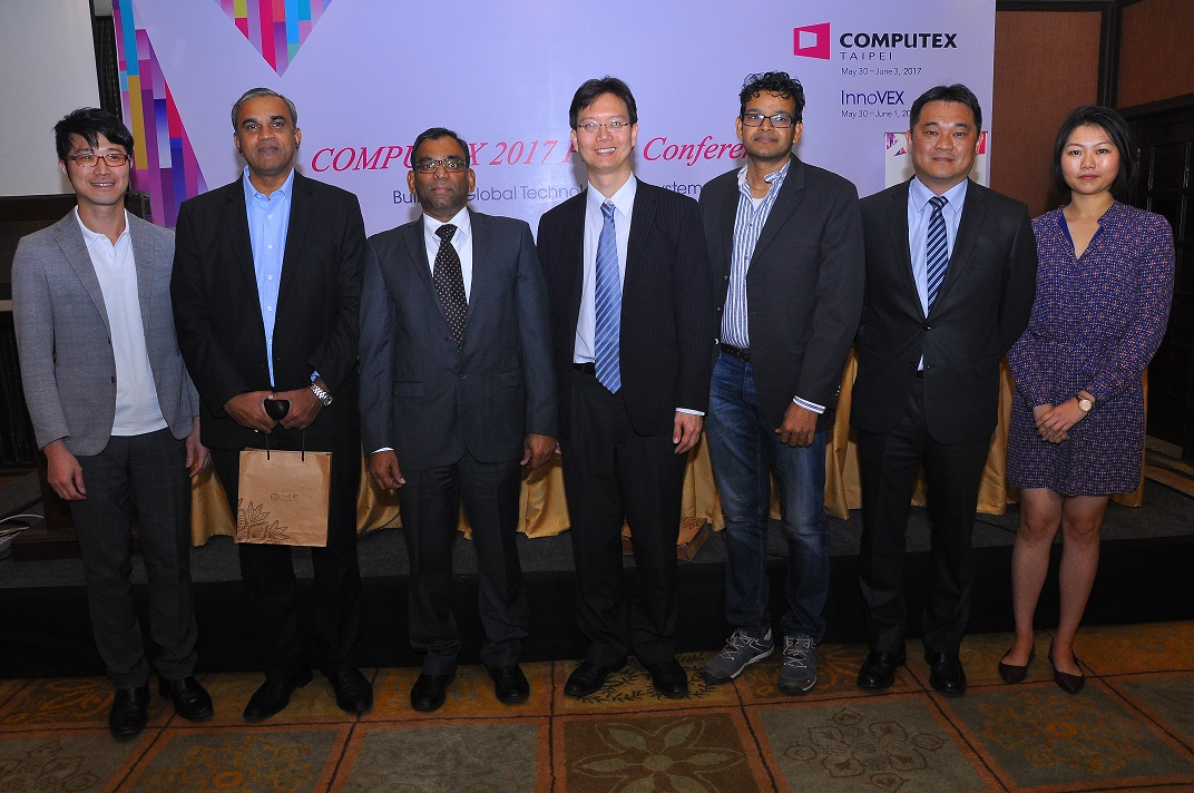 Taiwan Government Invites Indian Companies to Showcase Best of ICT at COMPUTEX Taipei, 2017