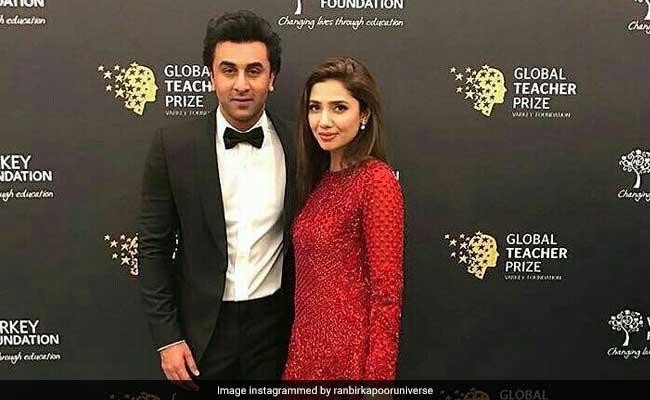 Backstage Fun of Ranbir Kapoor and Mahira Khan, Viral Video on the Internet