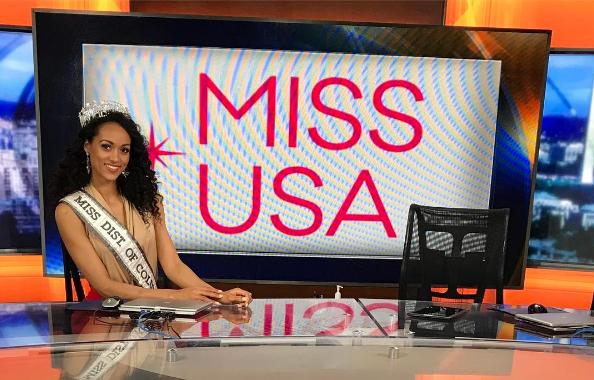 McCullough - Miss USA 2017