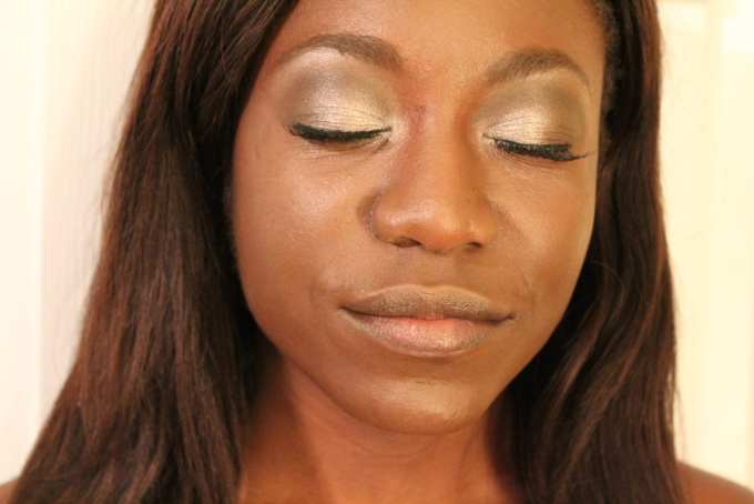 Get this look in under 30 min! Date night makeup inspiration for all skin tones