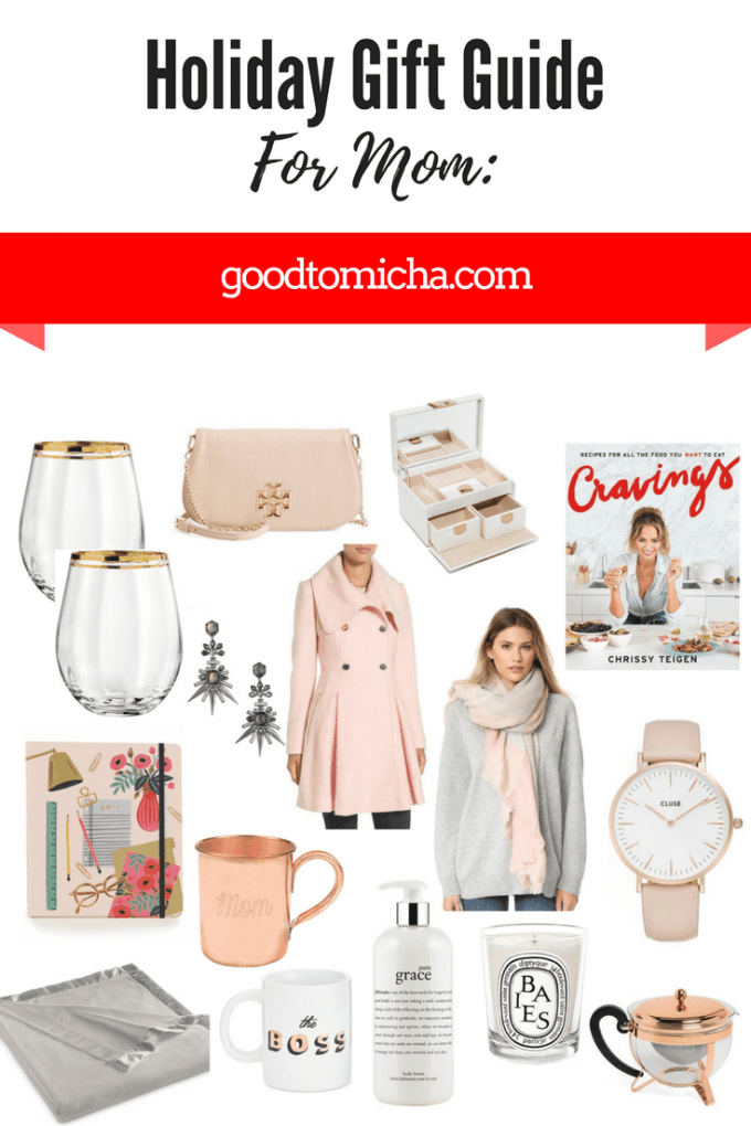 What do you get the woman who gave you everything? 16+ Gift ideas for mom this Christmas! || GoodTomiCha Fashion & Lifestyle Blog