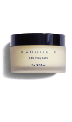 Beauty Counter Cleansing Balm- Best Makeup Remover HANDS DOWN.