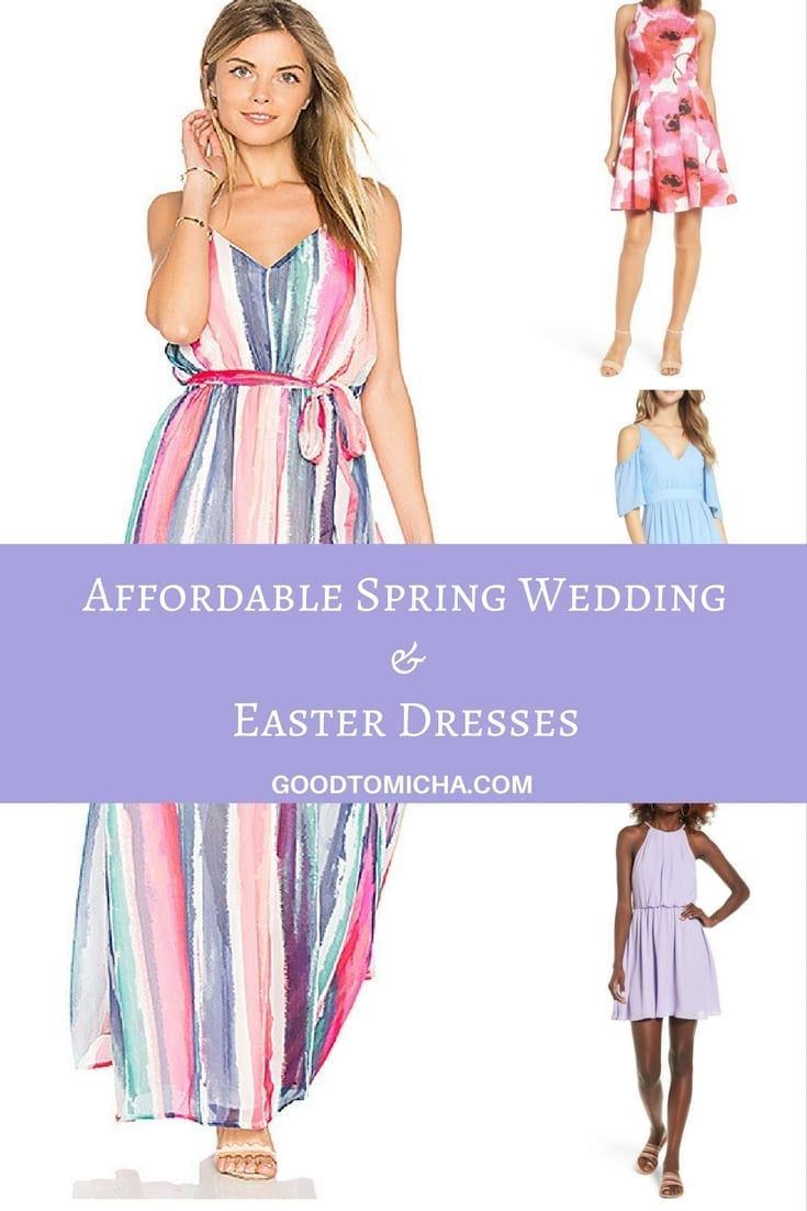 easter dress for a wedding