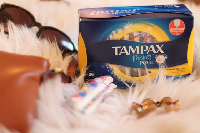 I'm debunking popular tampon and period myths on the blog!