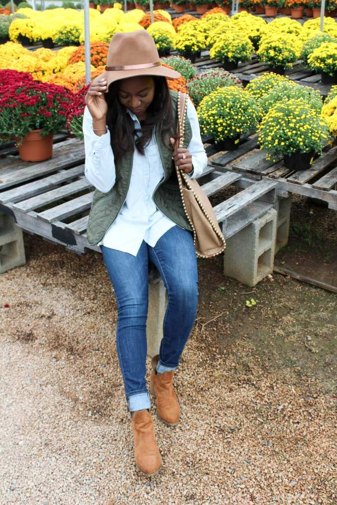 Fall style guide finds under $100 by top southern fashion blogger GoodTomiCha
