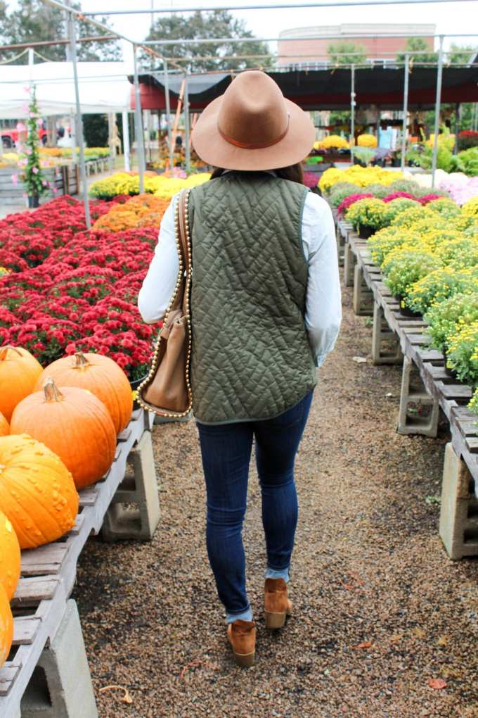 Target fedora fall fashion southern style blogger GoodTomiCha