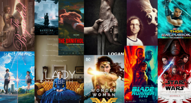 Movies of 2017